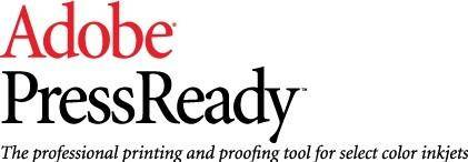 Adobe PressReady logo