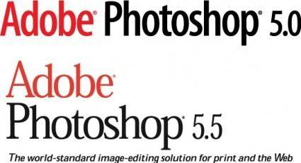 Adobe Photoshop logos