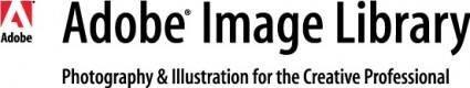 Adobe Image Library logo