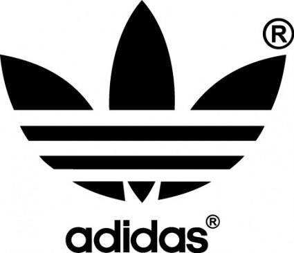 free vector Adidas old