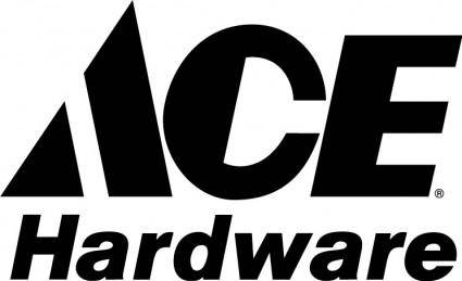 free vector ACE hardware logo