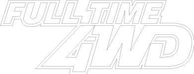 4WD Full time logo