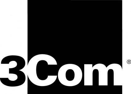 free vector 3Com logo