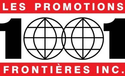 1001 Frontieres