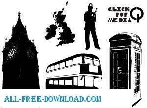 free vector UK Vectors
