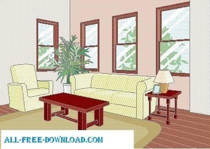 Vector room 012