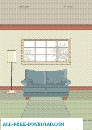 Vector room 036