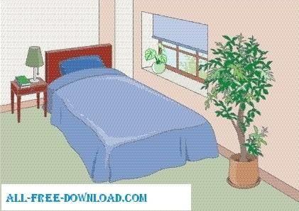 Vector room 061