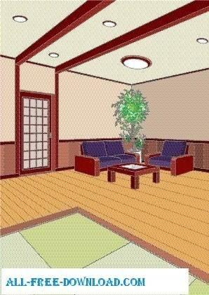 Vector room 077