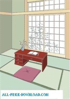 Vector room 084
