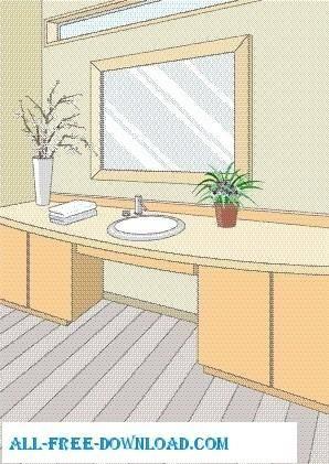 Vector room 099