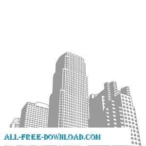 free vector Free Building Vectors