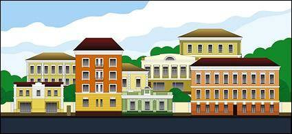 free vector Town hall
