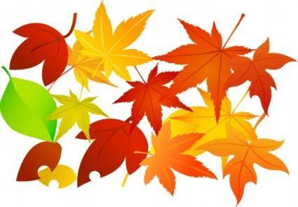 Free Vector Foliage 02
