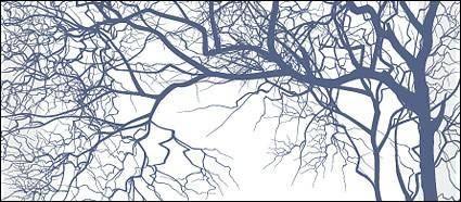 free vector Vector trees