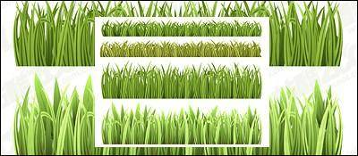 free vector Grass material