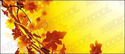 free vector In the fall of the rattan plant material vector