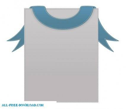 free vector Free vector stitched banner