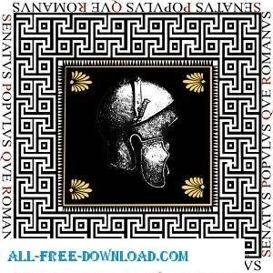 free vector Spqr Rome Antique