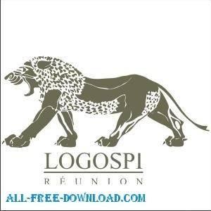 Lion Basrelief Perse Antique