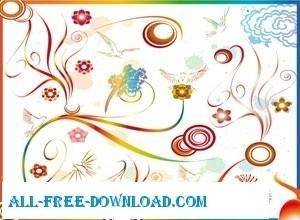 free vector Free Decoration Vectors