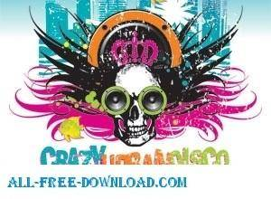 free vector Grunge Vector Graphic