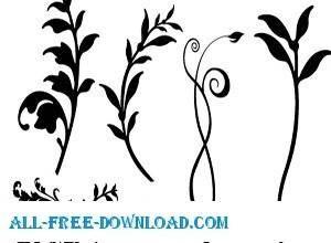 free vector Floral Vector Design