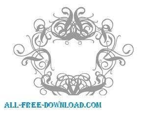 free vector Decorative Graphic Art