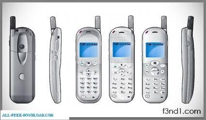 free vector Handphone