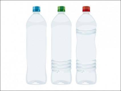 free vector Bottles