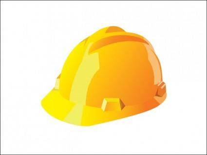 free vector Construction Helmet