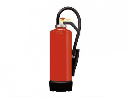 free vector Extinguisher