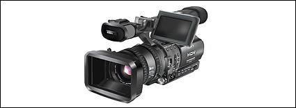 free vector Sony camera