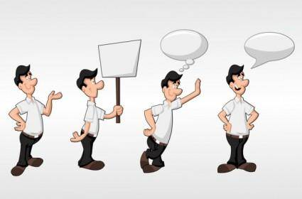 free vector Cartoon 02 vector