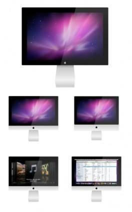 free vector Macs