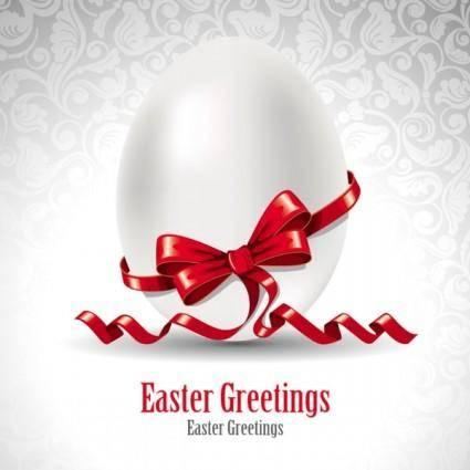 free vector Easter cartoon elements 02 vector