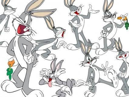 Bugs bunny bugs bunny cartoon clip art