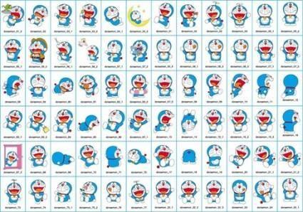 free vector Doraemon Cartoon Illustrator Vector Graphics