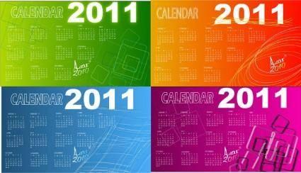 free vector Simply .... a calendar !!