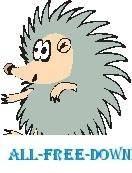 free vector Porcupine 3
