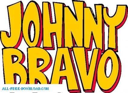 free vector Johnny bravo 003
