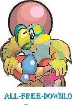 Parrot Biker