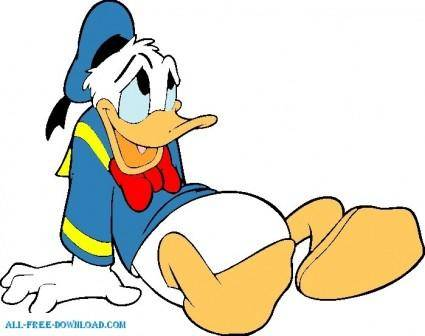 Donal duck 008