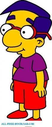 Milhouse Van Houten 01 The Simpsons