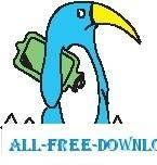 free vector Penguin and Hot Water Bottle