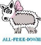free vector Lamb 4