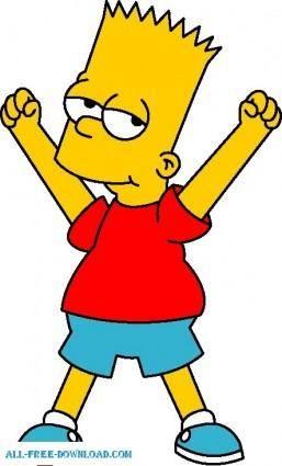 Bart Simpson 02 The Simpsons