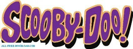 free vector Scooby Doo scooblogo