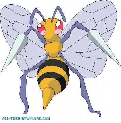 free vector Pokemon 015
