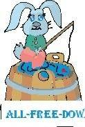 Rabbit Fishing in Barrel